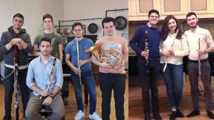 Beethoven, Gershwin e la musica per fiati il 26 giugno a Cuneo