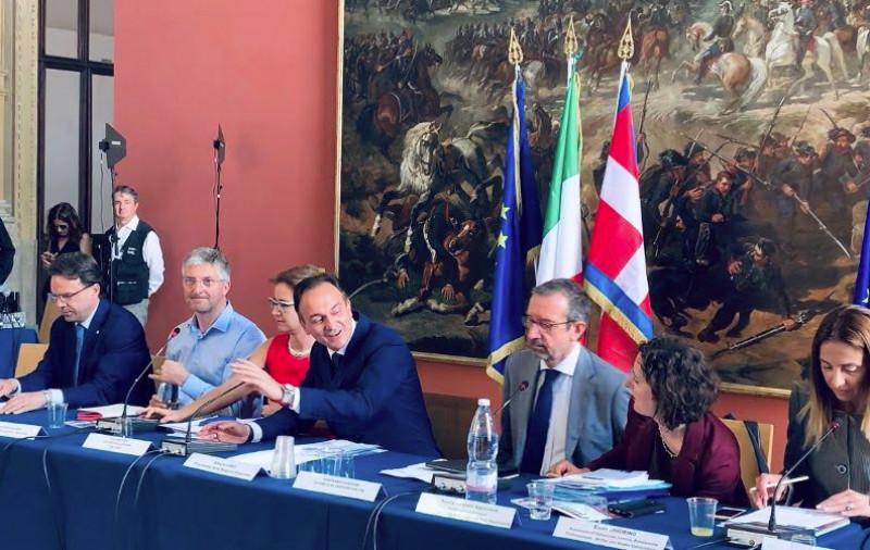 Si è riunito oggi a Torino il Comitato di Sorveglianza sui fondi europei
