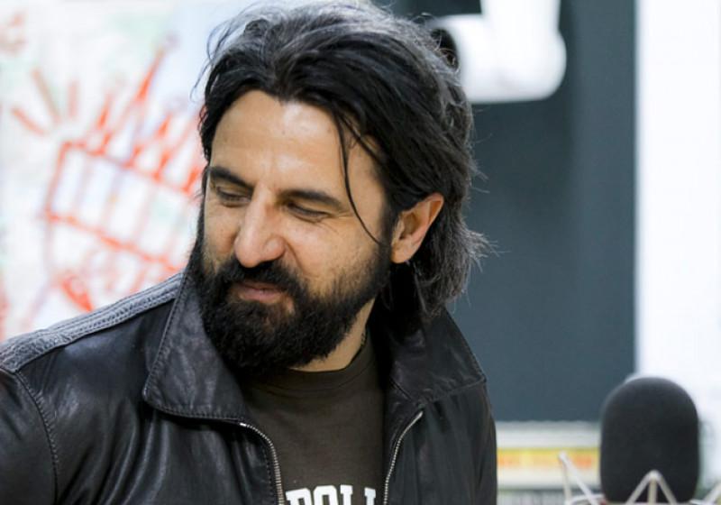 Omar Pedrini ospite della 'Passeggiate Letterarie' della Fondazione Mirafiore