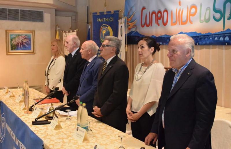 I cinquant'anni del Panathlon Club a Cuneo