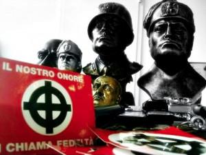 Perquisizioni all'alba a casa dei militanti del partito neofascista, una nel Cuneese