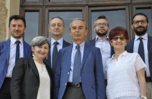 Bra, ecco la Giunta del nuovo sindaco Gianni Fogliato