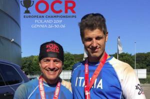 Bruno Manca e Bruno Giraudo in Polonia per i campionati OCR