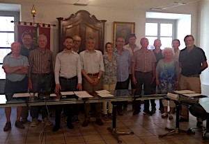 Alba, il Sindaco Carlo Bo ha incontrato i presidenti dei Comitati di Quartiere