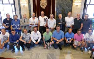 L'Automobile Club Cuneo ha premiato i suoi 'alfieri' della velocità sportiva