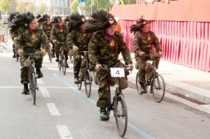 Aspettando la 'Fausto Coppi': i Bersaglieri apriranno la '#cuneoinbici con l'Olanda'