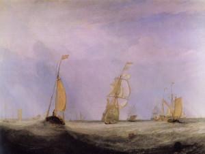 Arte per tutti al Forte di Vinadio con 'William Turner, fuga dalla nebbia'