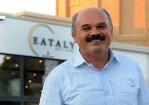 Oscar Farinetti protagonista delle Passeggiate Letterarie della Fondazione Mirafiore