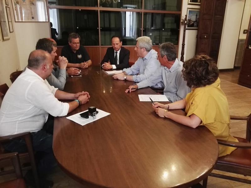 Firmato l'accordo, l'attività di 'Attraverso la Memoria' continua