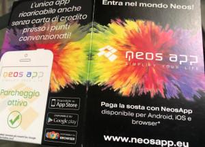 Fossano, da luglio sarà attiva 'Neos App', l'app per pagare il parcheggio nella zona blu