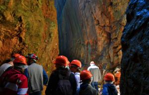 Busca, sabato 6 luglio le visite guidate gratuite ai canyon dell'alabastro rosa