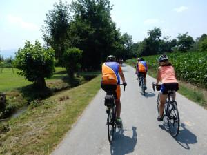 'La Mangia e Pedala', con Coldiretti una domenica in bici tra natura e golosità 'Made in Cuneo'