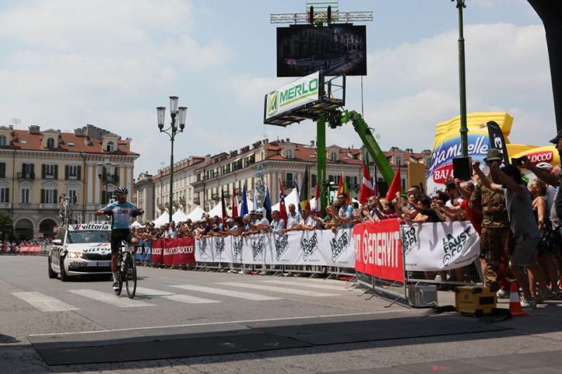 foto dalla pagina Facebook 'Granfondo La Fausto Coppi'