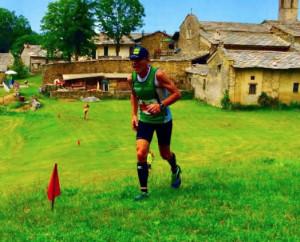 Corsa in montagna, Roberto Culasso della Buschese secondo in M4 alla Barge-Monte Bracco