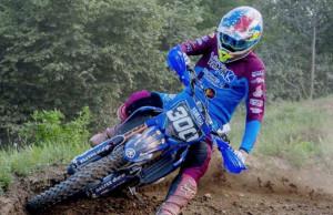 Motocross, il buschese Luca Marra si impone a Pinerolo nella classe Over 40