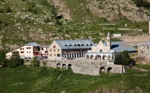 Sabato penne nere in pellegrinaggio a Sant'Anna di Vinadio per il centenario dell'Associazione Nazionale Alpini