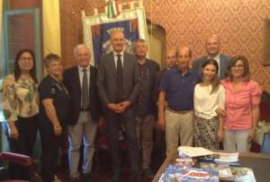 Cherasco, il sindaco Carlo Davico ha ufficializzato le deleghe a consiglieri e assessori