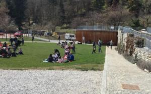 Cuneo, un'estate ricca di appuntamenti al Parco fluviale Gesso e Stura