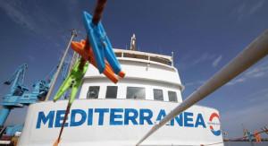 Lunedì a Cuneo un presidio per i migranti della nave Alex di 'Mediterranea Saving Humans'