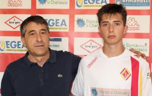 Calciomercato, Serie D: a Bra in arrivo i 2001 Fiorio e Pietropaolo Novallet