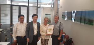 Alba: accolta una delegazione della città cinese Yangzhou