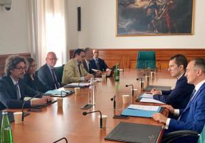 La conferma del Ministero: 'I lavori per il Tenda bis ripartiranno a settembre'