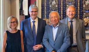 Carlo Ramondetti è il nuovo Direttore Generale del Banco Azzoaglio