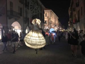 Illuminata, 'Le 9 lune' incanta Cuneo