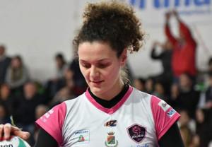 Pallavolo A1/F: Cuneo, da Caserta arriva Laura Frigo