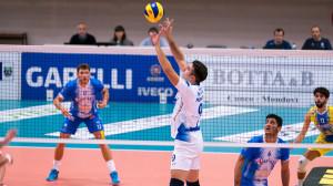 Pallavolo A2/M: Matteo Pistolesi è il nuovo capitano del Vbc Mondovì