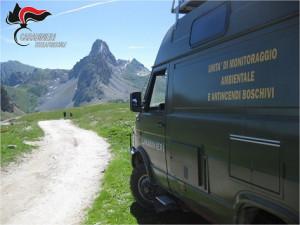 Carabinieri Forestali, controlli intensificati sull'altopiano della Gardetta