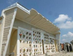 Conclusi i lavori di manutenzione straordinaria al cimitero di Madonna dell'Olmo