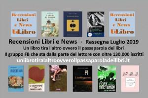 'Un libro tira l'altro': ecco i libri più letti e commentati del mese di luglio