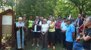 Limone Piemonte: inaugurato il 'Sentiero di Adri' in ricordo del geometra Soave