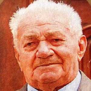Addio a Matteo 'Materìn' Pellegrino, partigiano bovesano e muratore