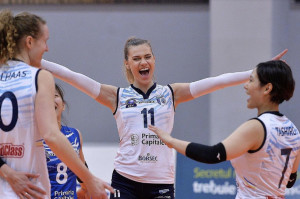 Pallavolo A1/F: Cuneo, dalla Romania arriva Adelina Ungureanu