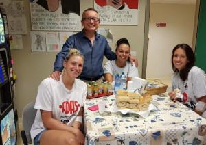'Chi dona sangue vince, anche d'estate!': l'iniziativa della Lpm Pallavolo Mondovì