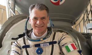 Il 20 settembre l'astronauta Paolo Nespoli sarà ospite a Cuneo
