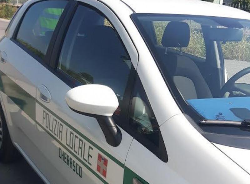 'Estate Sicura' a Cherasco: su 31 veicoli controllati dalla Polizia Locale, 14 sono stati sanzionati