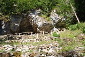 La grotta del Rio Martino di Crissolo è nuovamente aperta ai visitatori
