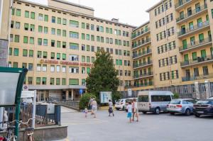 Cuneo, bambino rischia l'annegamento: ricoverato in ospedale