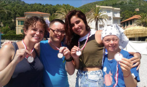 Due coppie conquistano l'oro nel 'Mezzo miglio' di Finale Ligure