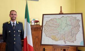 Avvicendamento al vertice della Guardia di Finanza di Cuneo: Gianluigi Mariani nuovo comandante
