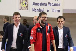 Pallavolo A2/F: la Lpm Bam Mondovì conferma tutto lo staff tecnico