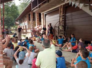 'Pluf': agosto ricco di appuntamenti per bambini e famiglie in valle Stura
