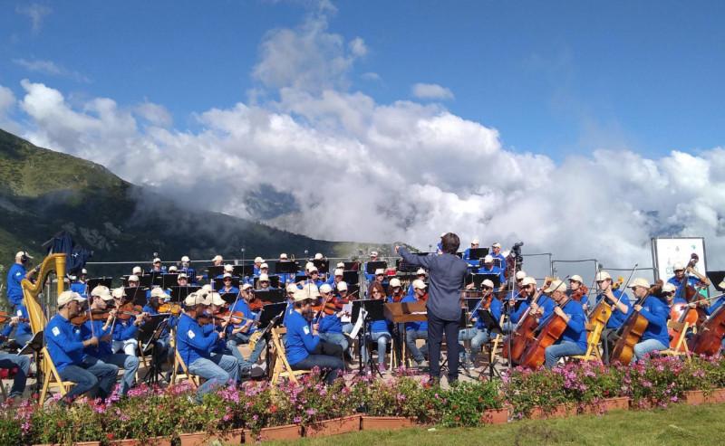 Concerto di Ferragosto a Limone Piemonte, il sostegno degli enti territoriali