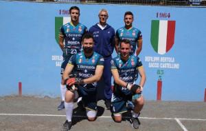 Pallapugno, Serie A: il punto sui playoff al giro di boa