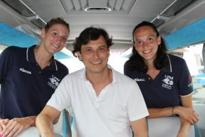 Pallavolo, Lpm Bam Mondovì in viaggio con Bus Company
