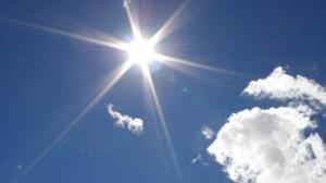 Ferragosto di sole e temperature in rialzo in provincia di Cuneo