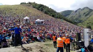 In 20 mila a Limone Piemonte per il trenanovesimo concerto di Ferragosto